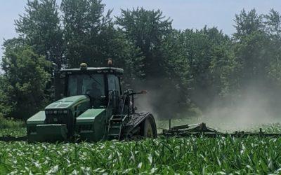 Do Enhanced Efficiency Fertilizers save farmers money and keep nitrogen in fields?